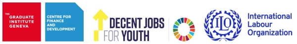Centre for Finance and Development, Global Initiative on Decent Jobs for Youth, International Labour Organization