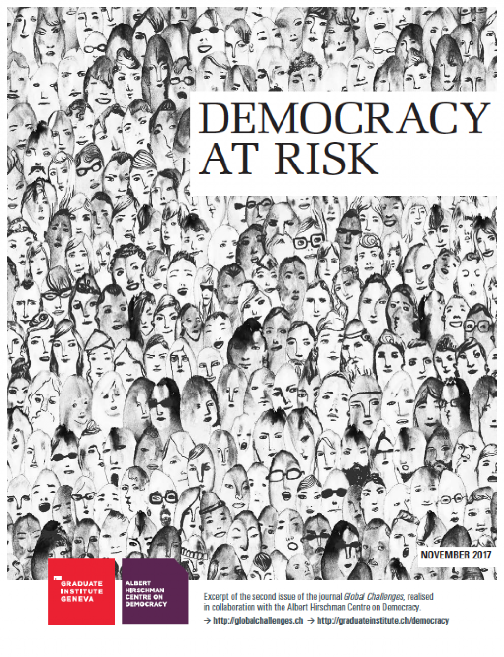 DEMOCRACY AT RISK