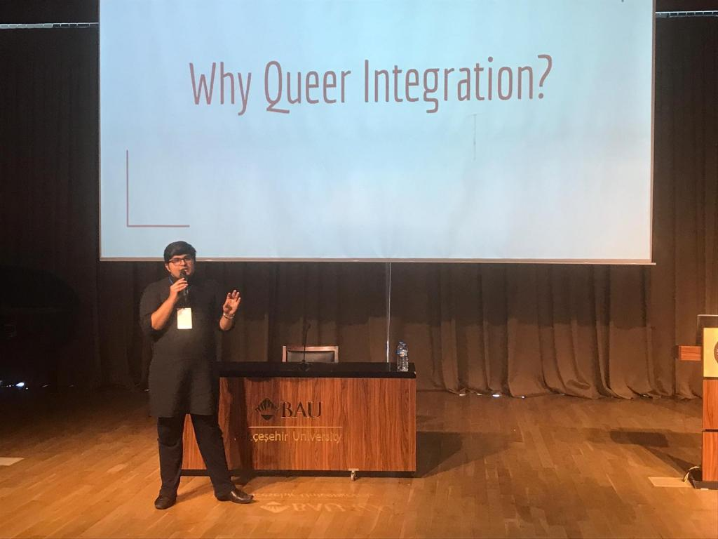 Student Project on 'Queering Integration'