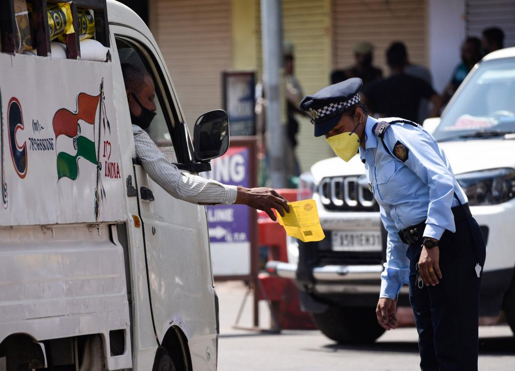 News - India lockdown