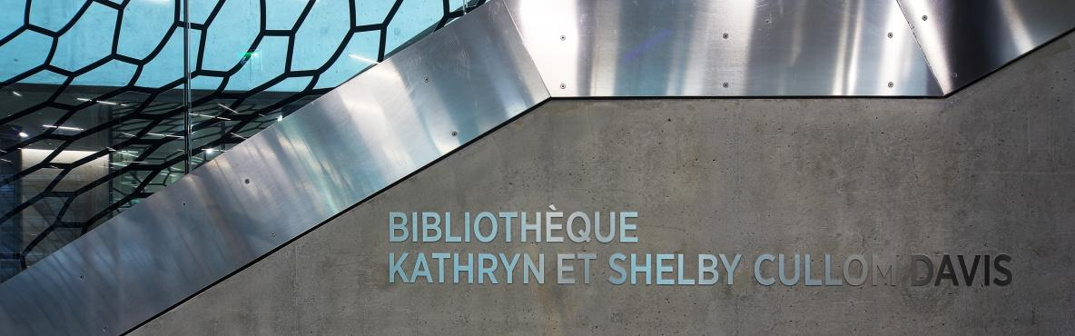 The Kathryn and Shelby Cullom Davis Library