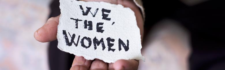 we the women 25 november