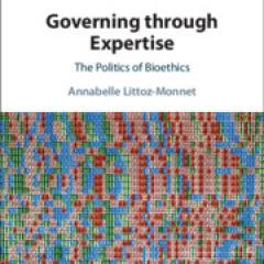 book cover - governing through expertise