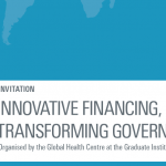 innovative financing, transforming governance