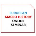 Logo of the European Macro History Online Seminar series