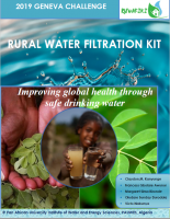 Rural Water Filtration Kit