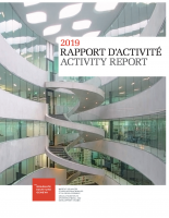 annuel report 2019 cover